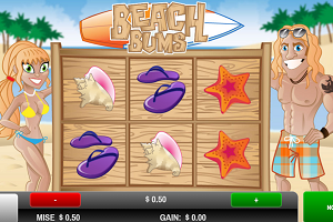 jeux casino Beach Bums