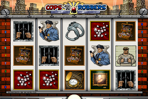 jeux casino Cops N Robbers