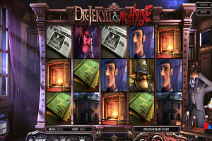 jeux casino Dr Jekyll & Mr Hyde