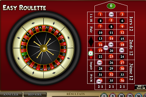 jeux casino Easy Roulette