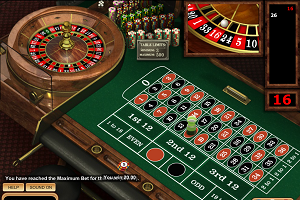 jeux casino European Roulette BetSoft