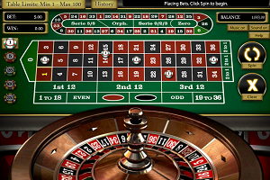 jeux casino Zoom Roulette BetSoft